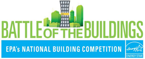 Battle of the Buildings map - Find competing buildings near you.