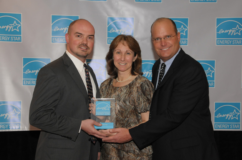 John B. Sanfilippo & Son, Inc. group photo with award