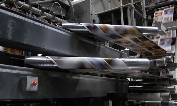 High Speed Offset Web Printing