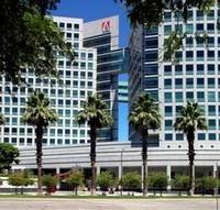 the adobe towers are the headquarters buildings for software giant adobe systems incorporated adobe partners with cushman wakefield to provide their adobe offices san jose san