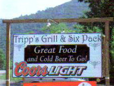 Tripp's Grill & Six Pack