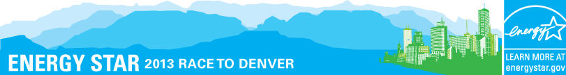 ENERGY STAR Challenge Architects Race to Denver