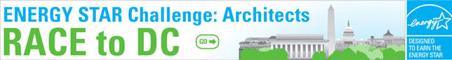 ENERGY STAR Challenge: Architects Race to DC.