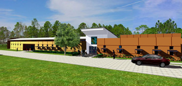 the Odyssey Charter School Prototype-2 Preschool Building