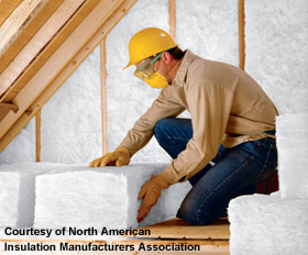 Attic insulation project energy star insulation solutioingenieria Image collections