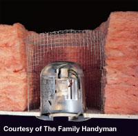 attic insulation project energy star. Black Bedroom Furniture Sets. Home Design Ideas