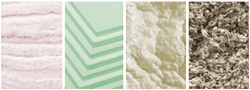 Insulation product types