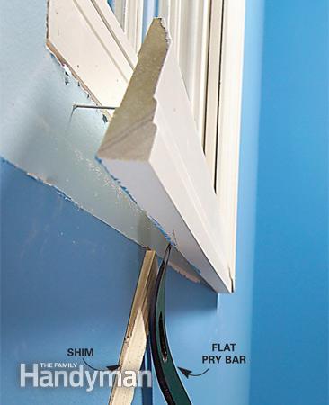 Sealing Behind Window And Door Trim Energy Star