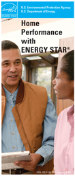 Learn more about Home Performance with ENERGY STAR