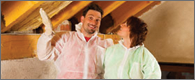 Attic Air Sealing Projects