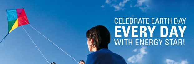 Celebrate Earth Day Every Day with ENERGY STAR
