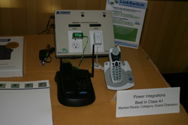 Product Picture, Power Integrations, Winner of Best in Class A1, Market Ready Grand Champion