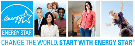Change the World, Start with ENERGY STAR banner