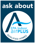 Indoor airPLUS Certification logo