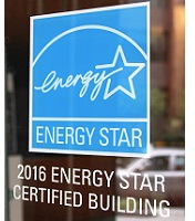 2016 ENERGY STAR Certified Building decal