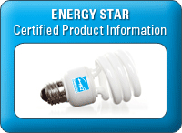 ENERGY STAR Certified Product Information