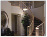 D.R.Horton Homes staircase