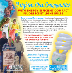 Brightening Our Communities with ENERGY STAR Qualified Compact Fluorescent Lights