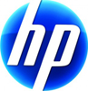 HP logo graphic