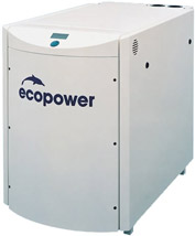 Ecopower MCHP system