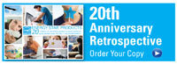 20th Anniversary Retrospective. Order your copy!