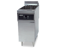 Commercial fryer graphic