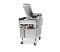 Commercial griddle graphic
