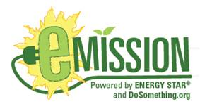emission - powered by ENERGY STAR and DoSomething.org