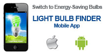 Download Light Bulb Finder Mobile App for Free!