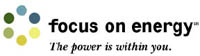 Logo for Focus on Energy