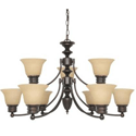 NUVO Lighting Chandelier