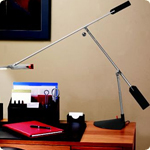 Portable desk lamps