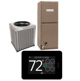 Champion AL21B Series with Hx<sup>&trade;</sup> Touch-Screen Thermostat