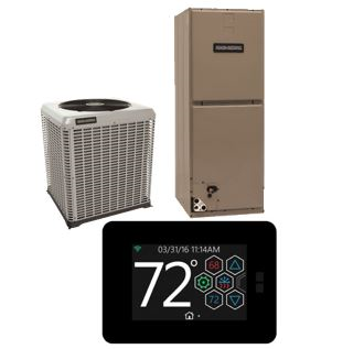 Fraser-Johnston AL21B Series with Hx<sup>&trade;</sup> Touch-Screen Thermostat