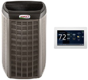 Lennox XC25 Series with iComfort Wi-Fi® Control