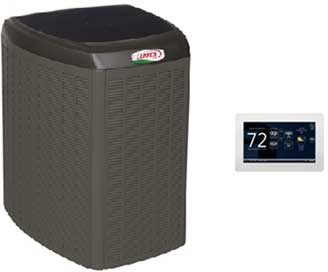 Lennox XP21 Series with iComfort Wi-Fi® Control