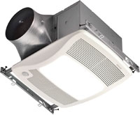 Broan Ultra ZB Series with Motion Sensing