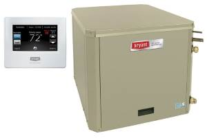 Bryant GZ Series with Evolution Thermostat