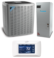 Daikin DX20VC with ComfortNet™ Control