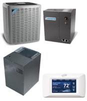 Central Air Conditioners And Air Source Heat Pumps