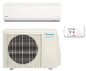 Daikin Quaternity Series™ with ENVi Thermostat Control