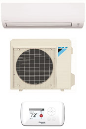 Daikin Enhanced Capacity Series™ with ENVi Thermostat Control