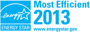 Most Efficient 2013 logo