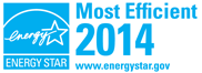 ENERGY STAR Most Efficient in 2014