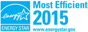 ENERGY STAR Most Efficient in 2015