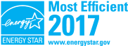 ENERGY STAR Most Efficient in 2017