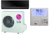 LG LSU/LAN Series with LG Wired Remote