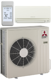 MITSUBISHI ELECTRIC HEATING AND COOLING M - SERIES