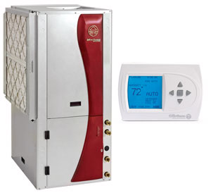 WaterFurnace Synergy3D (Dual Capacity) Series with Envision Control