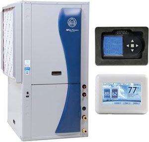 WaterFurnace 5 Series with Aurora Control